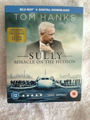 Sully Miracle On The Hudson Blu-Ray