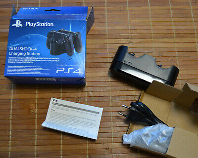 Sony PlayStation 4 - Ladestation - Ps4 - PS4 Dualshock 4 Controller - 1x benutzt