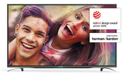 Sharp 32 inch Smart LED TV Full HD 1080p Freeview HD Saorview USB Record 3x HDMI
