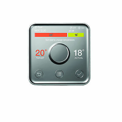 Hive Active Heating Wireless Programmable Thermostat Brand New