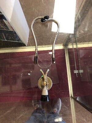 Antique medical surgical doctor stethoscope by Sprague Bowles G P Pilling & Sons