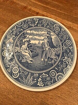 """spode blue room collection """"woodman"""""""