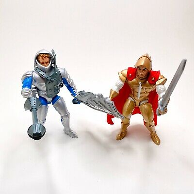 1992 Mattel King Arthur And The Knights Of Justice Action Figure Lot Lancelot