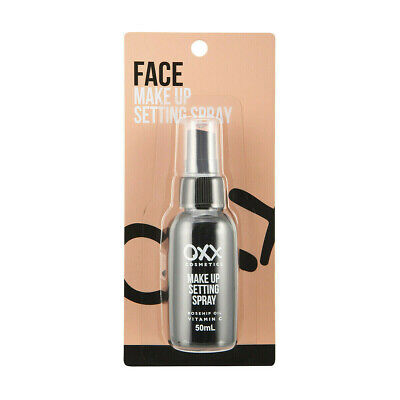 OXX Cosmetics Face Make Up Setting Spray ROSE HIPS OIL VITAMIN C 50ml