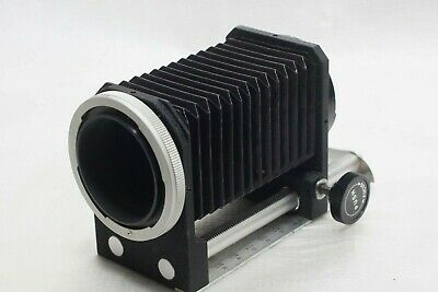 Canon Bellows Duo Track For Canon FD *Excellent*
