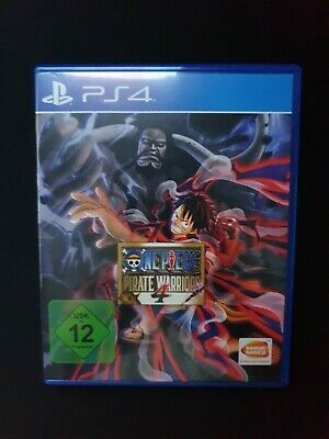 One Piece Pirate Warriors 4 - Playstation 4 OVP