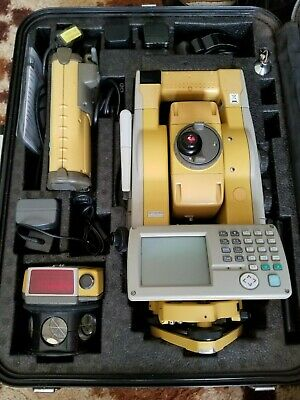 "Topcon GPT-9005A 5"" Reflectorless Robotic Total Station"