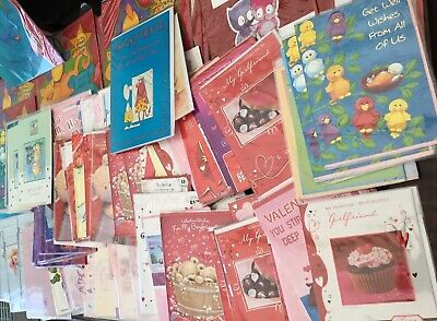 250 Plus  special occasions,  wholesale joblot greeting cards