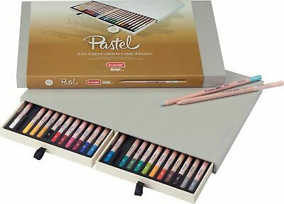 Bruynzeel Design Pastel Pencils Box 24