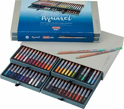 Bruynzeel Design Watercolour Pencils Box 48#