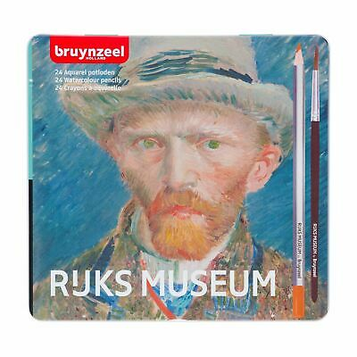 Bruynzeel Dm Watercolour Pencils Van Gogh 24#