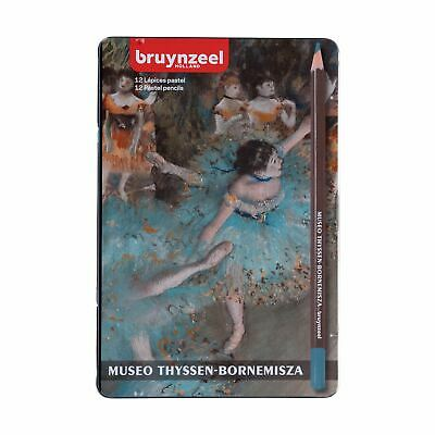 Bruynzeel Pastel Pencils Thyssen Set 12