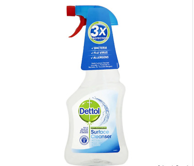 Dettol 500ml Antibacterial Surface Cleanser Spray