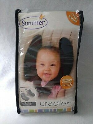 Newborn to Toddler Head Support Adjustable Child Travel Neck Pillow Car Seat NWT