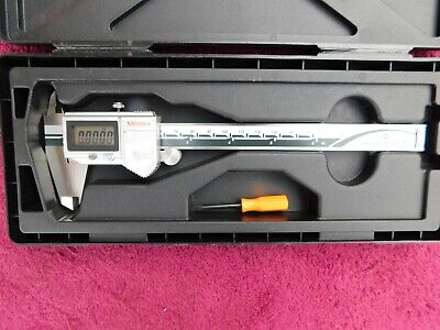 "Mitutoyo *Near Mint!"" 500-752-10 6-Inch Digital Ip67 ""Coolant Proof"" Caliper!"
