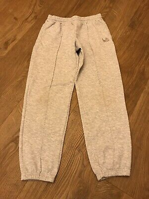 Grey La Gear Jogging Bottoms Aged 11-12 Joggers
