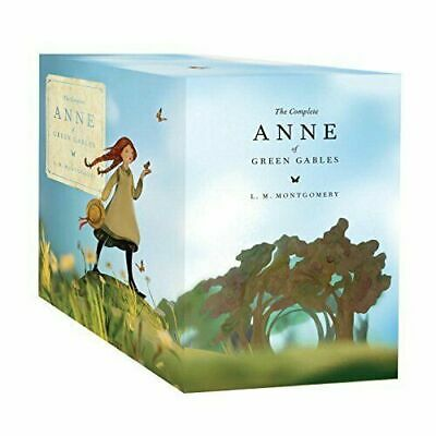 Anne of Green Gables Complete Book Set Paperback – Sep 23 2014
