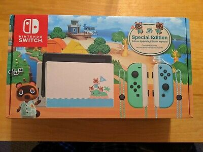 Animal Crossing Nintendo Switch *NEW IN BOX*