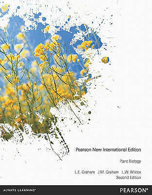 Plant Biology, Pearson New International Edition
