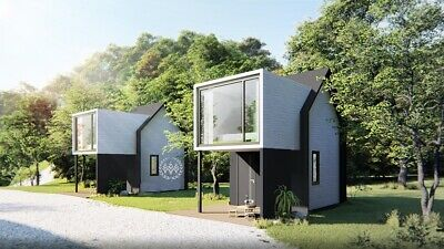TitanPro - Ready House | Traveler 3 | Holiday House | Prefabricated | 42.48m2