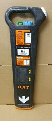 Radiodetection C.A.T 2 Cable Locator Avoidance Tool Certificated