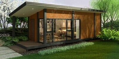 TitanPro - Ready House | B-11-a House | Holiday House | Prefabricated | 40m2