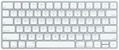 Apple Magic Keyboard (MLA22LL/A) silver