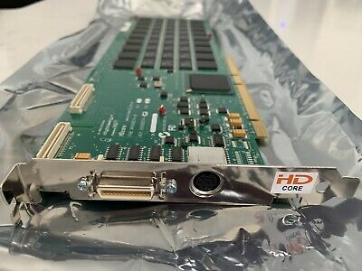 Digidesign/Avid one HDCore & two HD Accel PCI-x w/ Flex Connectors