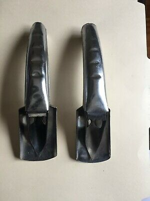 Vintage Metal Oil Can Spout Collectible--lot of two new spouts