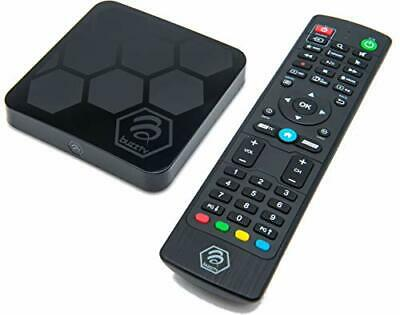 BuzzTV XRS4000-Android 9.0 IPTV Set-Top Box with IR-100 Remote-Faster Than...