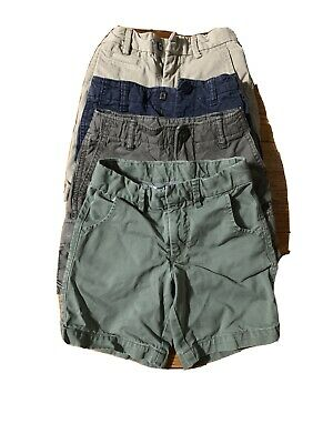 Gap Kids Boys' Chino Shorts and Cargo Short Lot of 4, size 5T