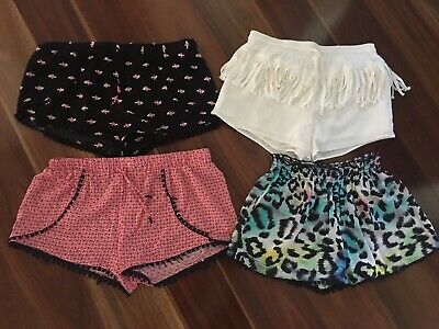 Girls shorts Witchery, Seed And Cotton On All size 12