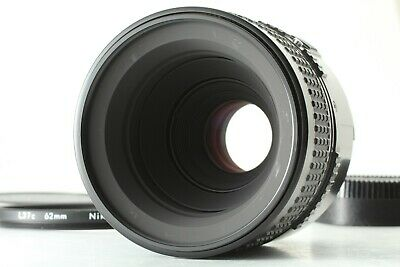 【 NEAR MINT+ 】 Nikon AF Micro Nikkor 60mm f/2.8 Macro Lens from Japan #611408