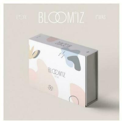 Iz*One Izone Bloom*Iz Member Signed Album I*Was Ver. Cd + Photocard New