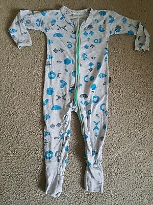 BABY GIRLS BOYS BONDS WONDERSUIT - Size 1