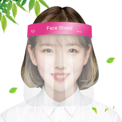 Transparent Face Eye Visor Cover Shield Safety Workwear Eye Protection Grinding