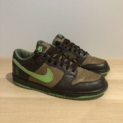 Nike Dunk Low Ex ID World Hoops Pack 2006 US10.5 UK9.5 RARE 316894-232