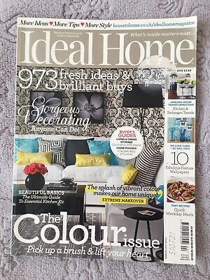 IDEAL HOME Magazines -  April 2012