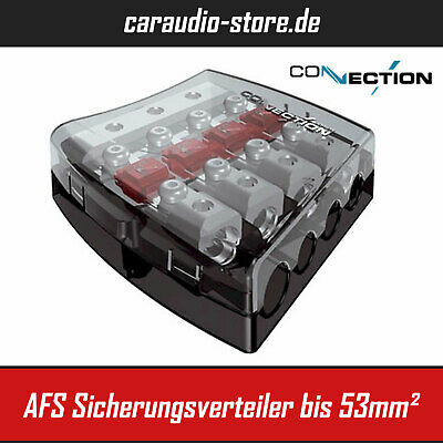 Audison Connection Best BFD41 - Sicheungsverteiler bis 53mm²