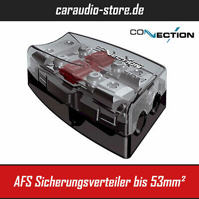 Audison Connection Best BFD21 - Sicherungsverteiler 2x53mm² In/2x25mm² Out