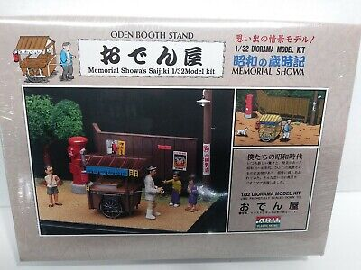 ARII 1/32 Oden Booth Stand Model Kit 55016