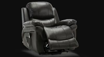 Madison Electric Dual Rise Recliner Chair - Brown RRP £639.99