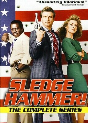 Sledge Hammer!: The Complete Series [5 Disc (DVD Used Very Good) Complete Series