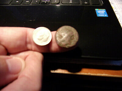 Ancient Roman Empire Coin 330AD -#3 - $4 s/h