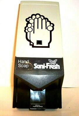 New Old Stock Sani-Fresh Industrial Shop Commercial Hand Soap Dispenser