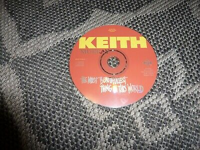 The Most Beautifullest Thing in This World by Keith Murray (CD, 1994) DISC ONLY