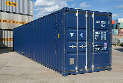 *READ DESCRIPTION BEFORE BUYING* - 40' WIND & WATER TIGHT UNIT - Free Delivery