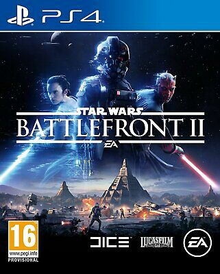 Star Wars Battlefront 2 II Ps4