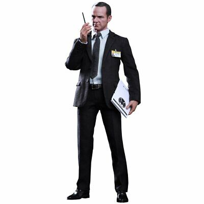 Movie Masterpiece Avengers AGENT PHIL COULSON 1/6 Scale Action Figure Hot Toys