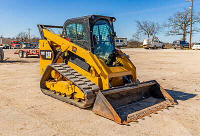 2015 Caterpillar 289D COMPACT TRACK LOADER Used